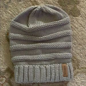 Heavy Grey Slouch Hat Sale
